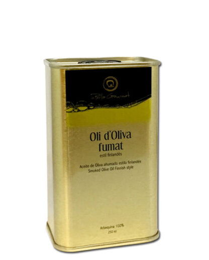 Aceite de oliva Ahumados