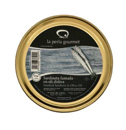 Sardinillas ahumadas en Aceite de oliva
